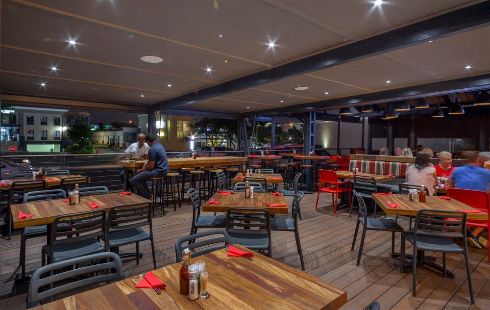 Commercial Composite Decking in Johannesburg