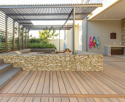 Composite Decking uses The variety of uses is vast