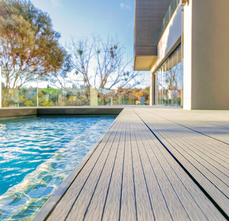 Composite decking for areas with moisture and sun near Kyalami Estate