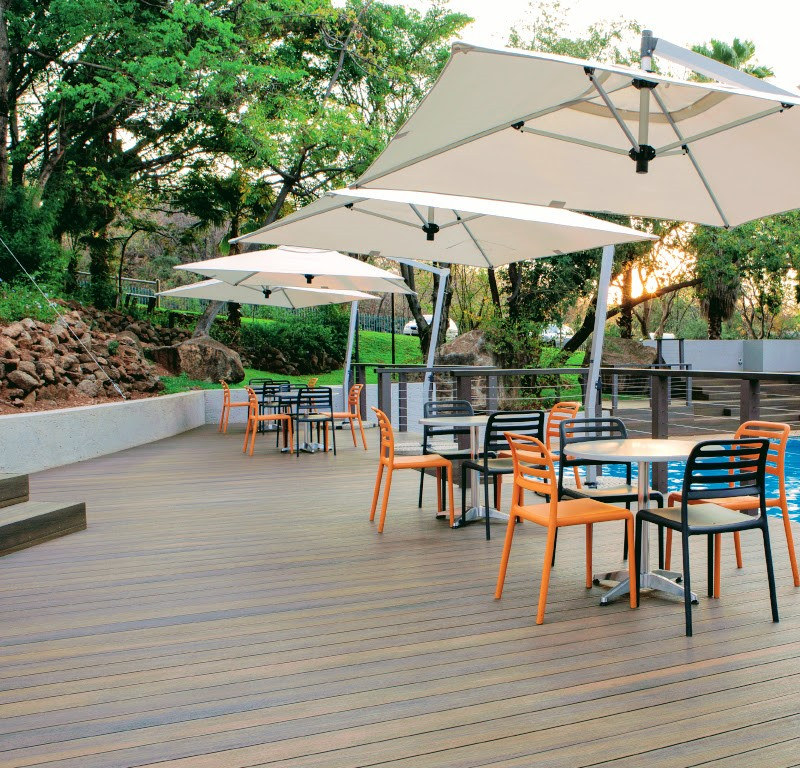 Decking Suppliers in Bryanston have been servicing composite decking services professionally