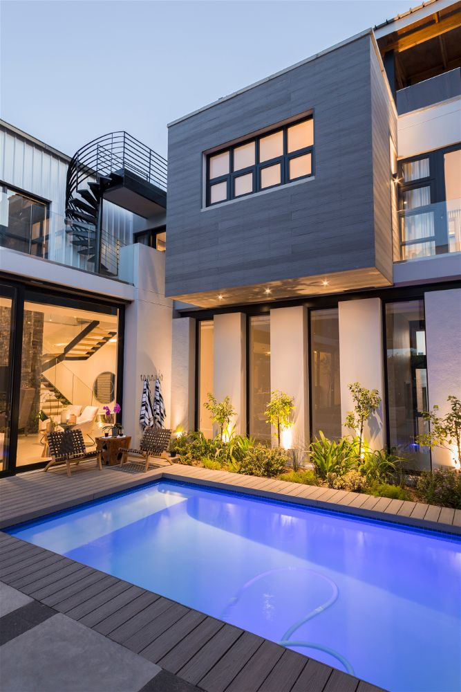 Residential Composite Decking composite decking prices per m2 near Steyn City